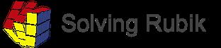 Solving Rubik Logo